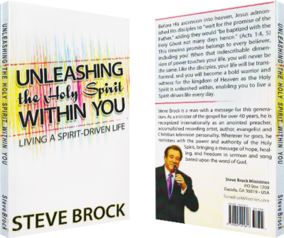 Unleashing the Holy Spirit Within You
