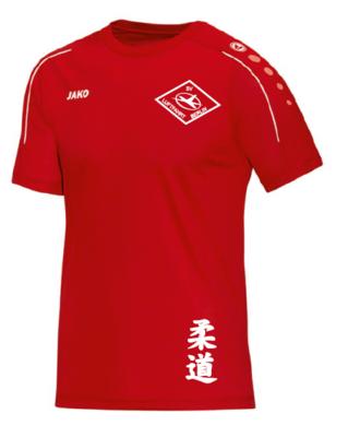Jako - T-Shirt Classico (Polyester) / B&C - T-Shirt (Baumwolle)