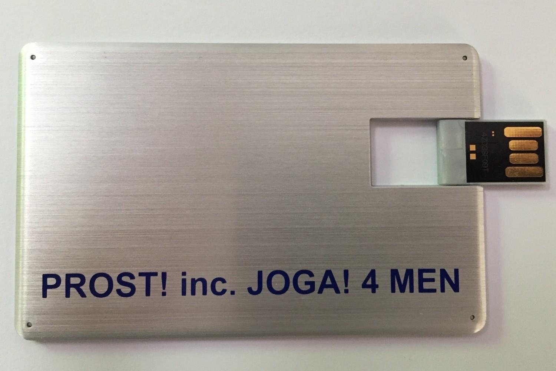 JOGA! 4 MEN on USB