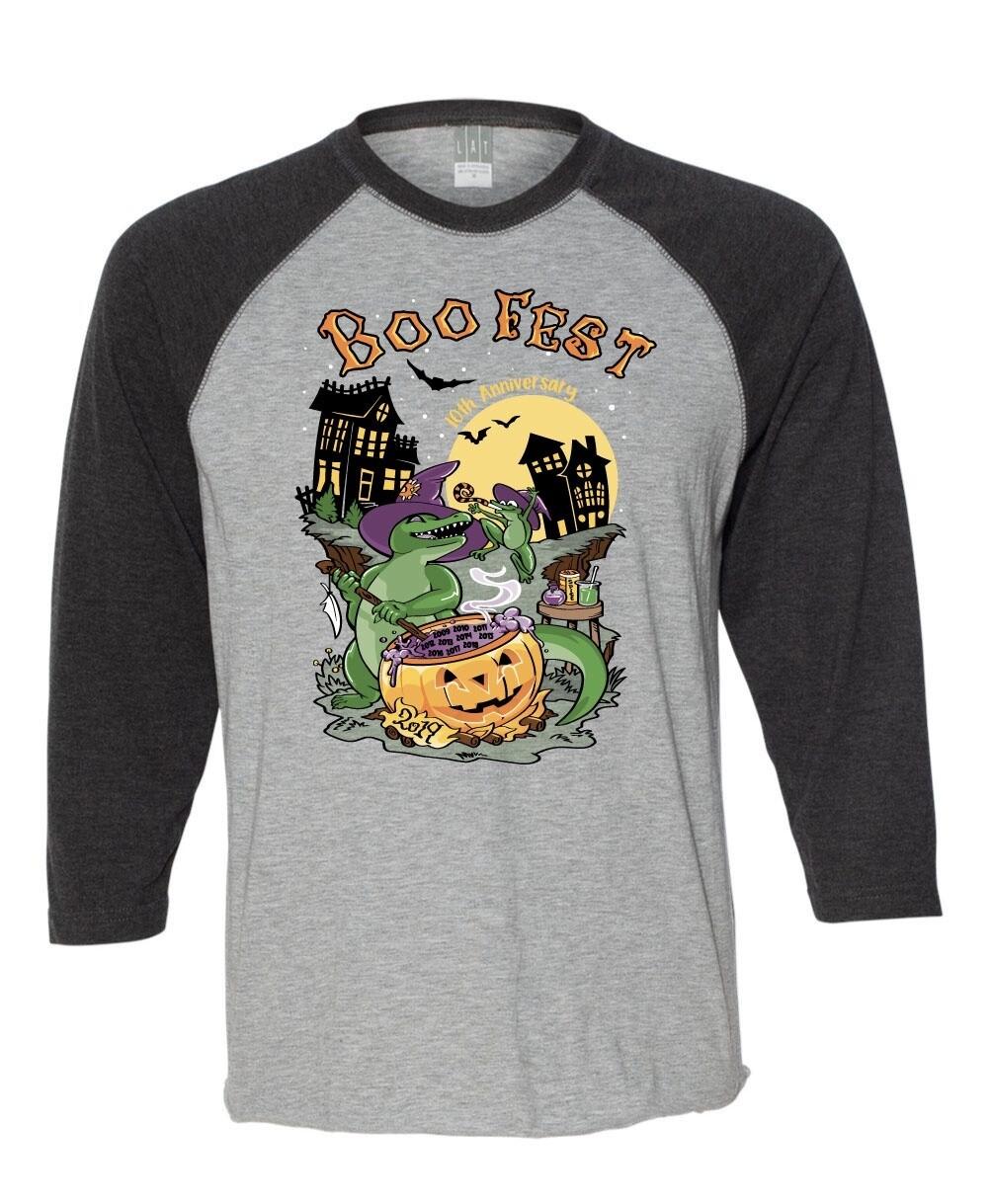Boofest 2019 Baseball-Shirt