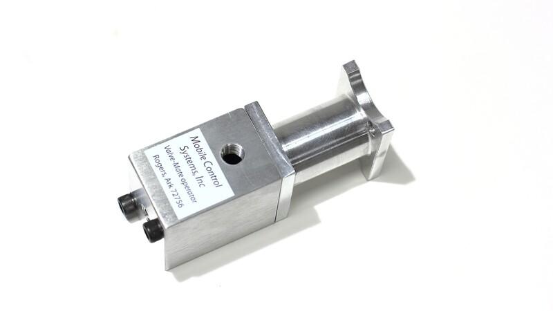 MCS Operators - Installs on Hydraulic Spool
