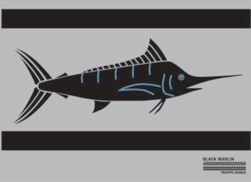 Black Marlin Flag