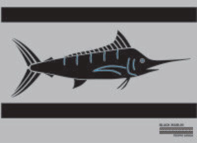 Black Marlin Flag