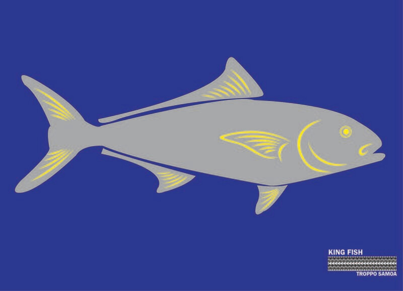 King Fish Flag