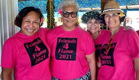 Friends4Fiame T-shirt