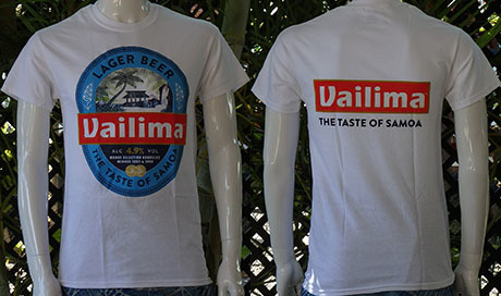 Vailima Lager T-shirt