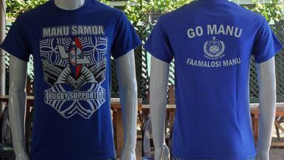 Manu Samoa T-shirt