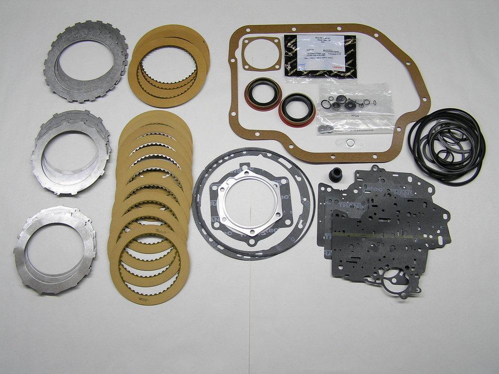 1965-1998 ST-400 & TH-400 Rebuilding Kits