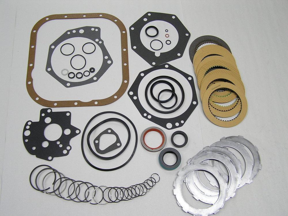 1956-1961 Cast Iron Torqueflite Rebuilding Kits