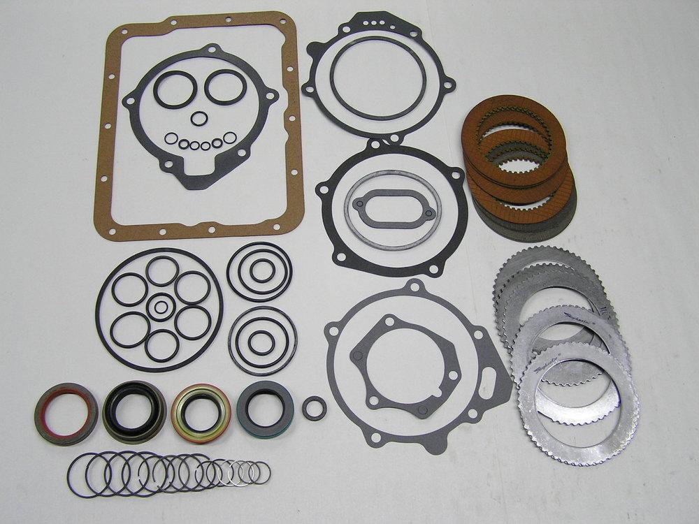 1957-1966  Borg Warner 8 Flashomatic Rebuilding Kits