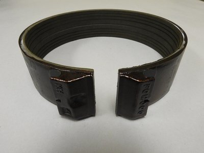 Cast Iron Ford / FMX Reverse Band