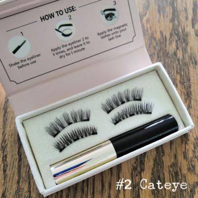 Magnetic Lashes #2 Cateye