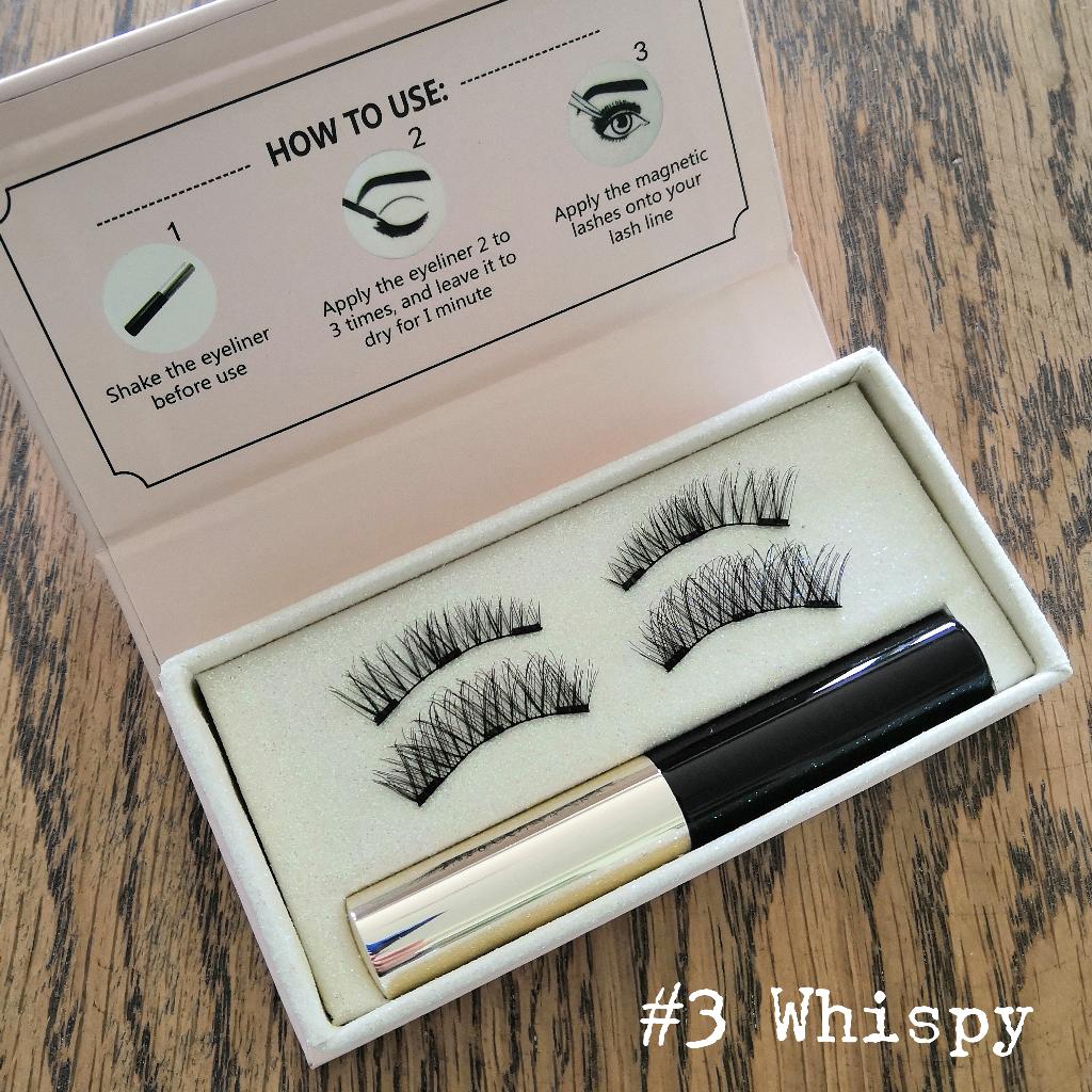 Magnetic Lashes #3 Whispy