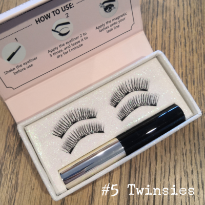Magnetic Lashes #5 Twinsies