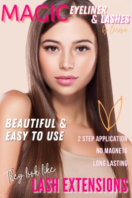 Magic Eyeliner & Lashes