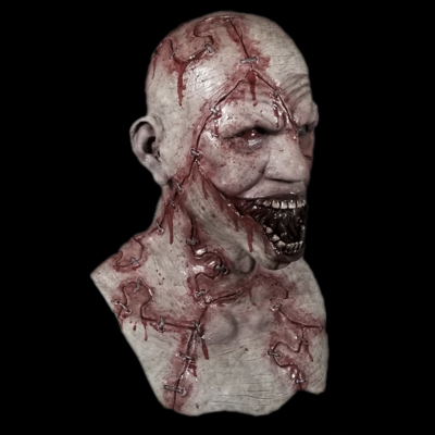 """The """"Jig Saw"""" Silicone Mask"""