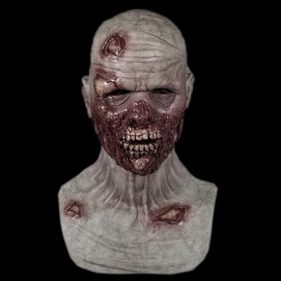 """The """"Lurker""""  Silicone Mask"""