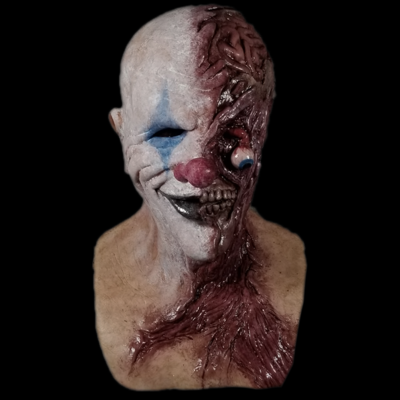 """The """"Two Face""""  Silicone Mask"""