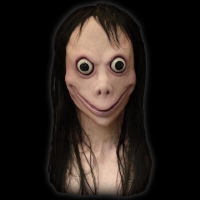 """""""Momo"""" Silicone Mask"""
