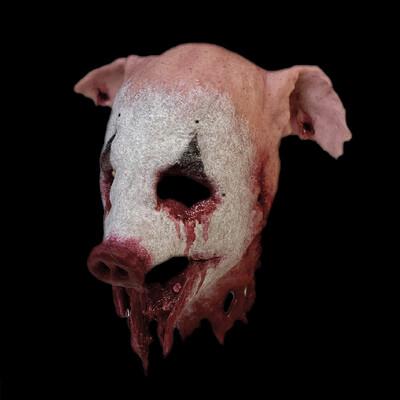 """Meatbag"" Silicone Mask"
