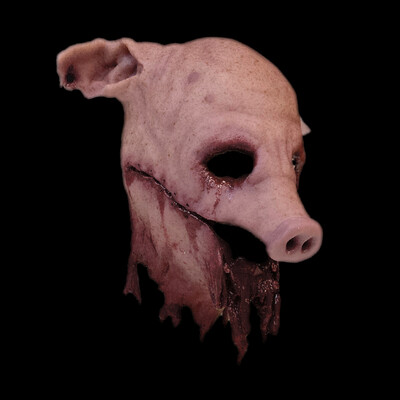 """""""Meat bag"""" Silicone Mask"""