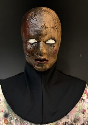 Custom Doll Silicone Half Mask- IN STOCK & Ready to Ship 2-3 days!