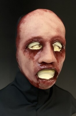 Snipe Flesh Face Silicone Half Mask- IN STOCK & Ready to Ship 2-3 days!