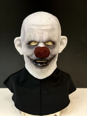 Hobo Clown Premium Silicone Half Mask- IN STOCK & Ready to Ship 2-3 days!