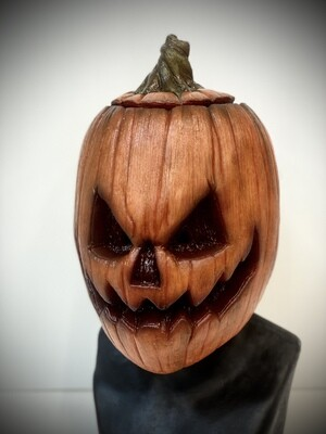 Jack the Pumpkin Premium Silicone Mask- IN STOCK & Ready to Ship 2-3 days!