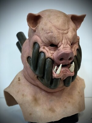 Hoss Pig Premium Silicone Mask- IN STOCK & Ready to Ship 2-3 days!