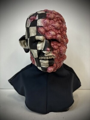 Contaminated Silicone Half Mask- IN STOCK & Ready to Ship 2-3 days!
