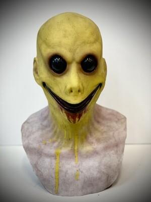MoMo Yellow smiley Premium Silicone Mask- IN STOCK & Ready to Ship 2-3 days!