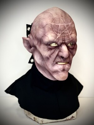 Vlad Pale Silicone Half Mask- IN STOCK & Ready to Ship 2-3 days!