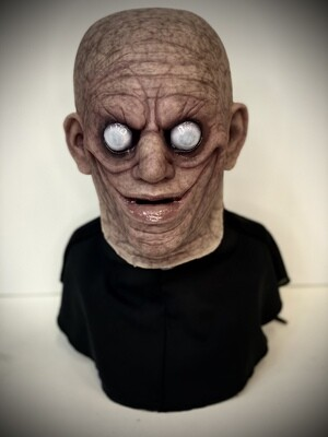 Mad Man Undead Silicone Half Mask- IN STOCK & Ready to Ship 2-3 days!