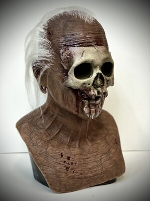Voodoo w/ Hair Premium Silicone Mask- IN STOCK & Ready to Ship 2-3 days!
