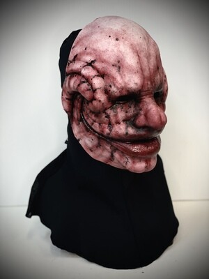 Custom Candy Man Silicone Half Mask- IN STOCK & Ready to Ship 2-3 days!