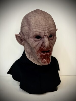 Vlad Undead Silicone Half Mask- IN STOCK & Ready to Ship 2-3 days!