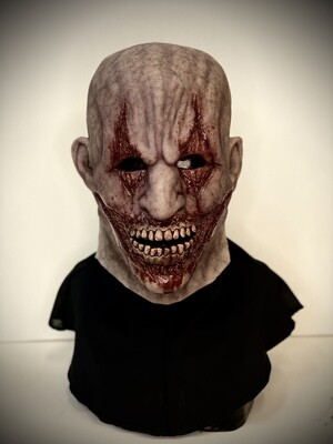Brutus Undead Silicone Half Mask- IN STOCK & Ready to Ship 2-3 days!