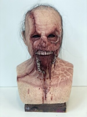 Butcher (Flesh w/ hair)  Premium Silicone Mask- IN STOCK & Ready to Ship 2-3 days!