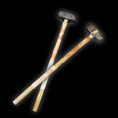 Sledge Hammer Prop