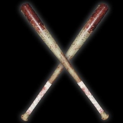 Baseball Bat Prop