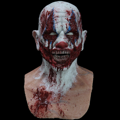 """""""Brutus the Clown""""  Silicone Mask"""