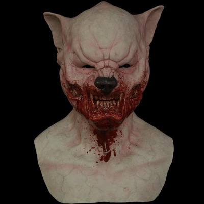 """""""Lycan""""  Silicone Mask"""