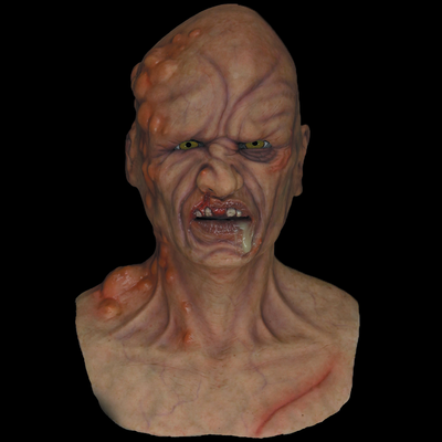 """""""Gunther"""" the Mutant  Silicone Mask"""