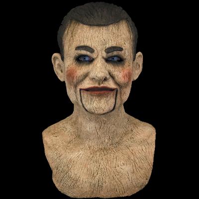 """""""The Ventriloquist"""" Silicone Mask"""