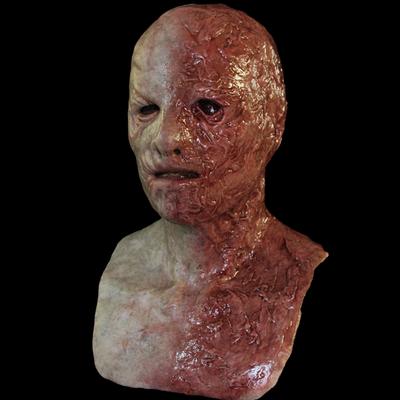 """""""Mangled"""" Burned Silicone Mask"""