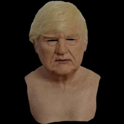 """The C.E.O. - Donald Trump"" Silicone Mask"