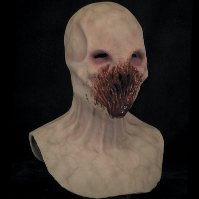 """The """"Unknown"""" Silicone Mask"""