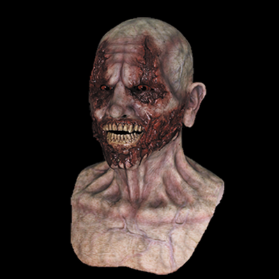 """""""Brutus the Zombie"""" Silicone Mask"""