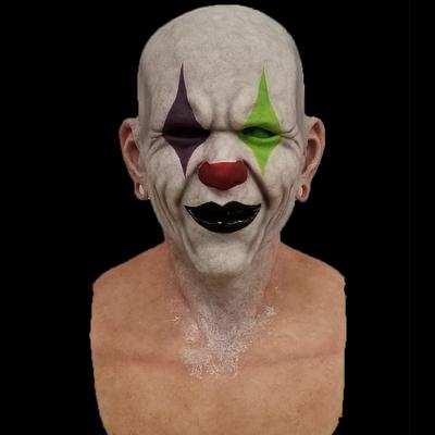 """BoBo the Clown"" Silicone Mask"